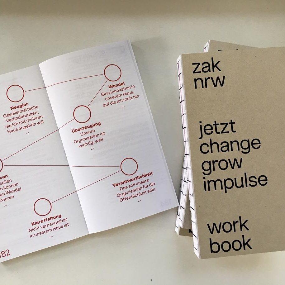 Workbook der Zukunftsakademie NRW